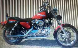 1986  Harleydavidson XLH1100 Sportster  No Rego