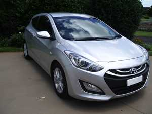 Hyundai I30 for Sale.