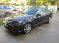 MERCEDES Benz C250 2012 Avantgarde, one careful lady owner, bi xeon lights, s/roof, 44,000 kms, a...