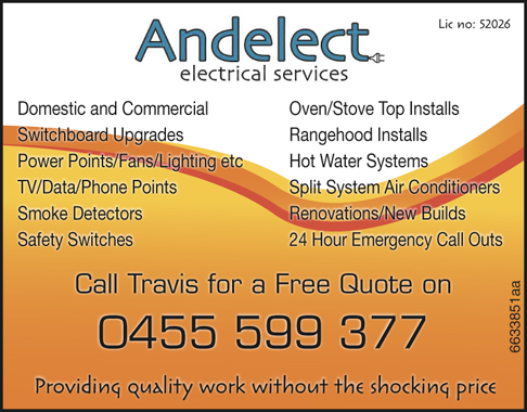 Servicing the Sunshine Coast Free Quotes!