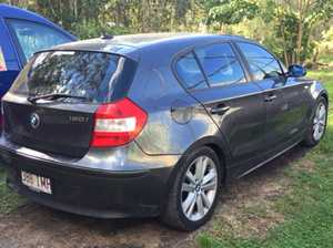 2005 BMW 120I HATCHBACK