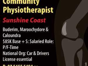 Community Physiotherapist