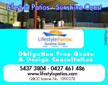 PATIOS | CARPORTS | DECKS