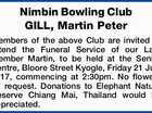 Nimbin Bowling Club