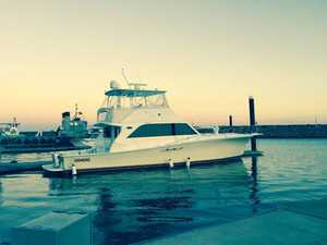 55 ft luxury vessel located in Airlie Beach