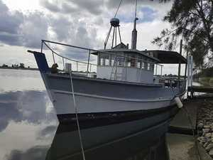 """Mariah Storm""located on the Clarence River."