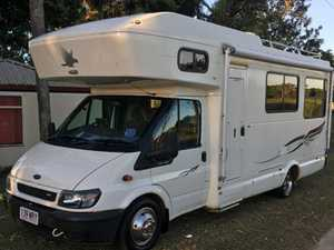 REDUCED !!!! 2006 KEAN ENDEAVOUR FORD MOTORHOME