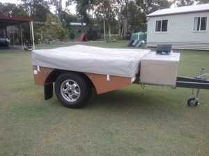 CAMPER TRAILER 7x6 Off Road
