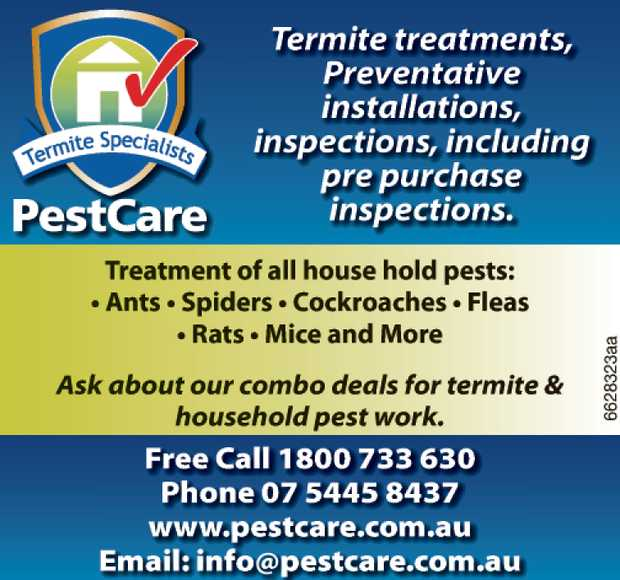 Termite Treaments