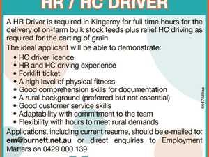 HR /HC DRIVER