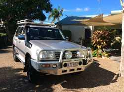 2004 Toyota Landcruiser HDJ100R GXL 20K Extras Reg Serviced & Garaged, 44k ONO 07 4124 7715