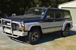 NISSAN PATROL 1989, petrol, 7 seater, 400,000kms, air con, good rims, no rego, LPG, $1,500. Phone...