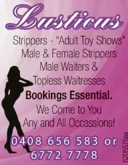 """Adult Toy Shows""