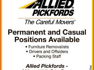 Permanent and Casual Positions Available