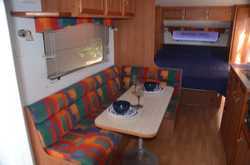 2 berth queen bed, Ensuite, 3wayfridge,TV, sterio, SAT Disc plus many extras. ready for your first t...