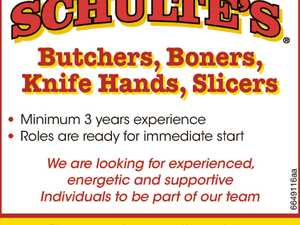 Butchers, Boners, Knife Hands, Slicers