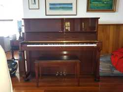 Yamaha U1E. Made in Japan 1989.  Excellent condition. Suit advanced student.