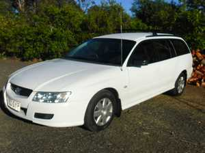 12/2006 Holden Commodore Wagon