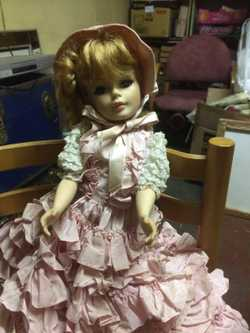 Madame Alexander dolls rare 1961 gone with the wind $100 each