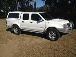 09 NISSAN NAVARA STR CR 2.5 turbo diesel, rego 1/18, 126,000 kms, RWC, $16,500 ono. Phone 0438326...