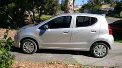 Like new ONLY 7170klms, tinted windows, bluetooth, manual.  Reason for sale, second unneeded car.  C...
