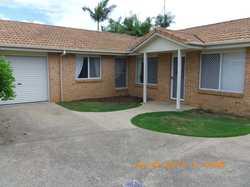 brick One level 3 bedroom 2 bathroom duplex . 2 living area's, lock up garage, nice lawn area, fully...