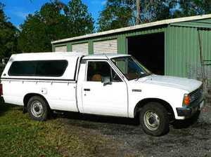 1985 Nissan 720 Ute