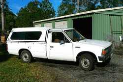 NISSAN 720 UTE 1985, diesel, runs well, not registered, 155,000kms, $500ono. Phone 38881798, 0457...