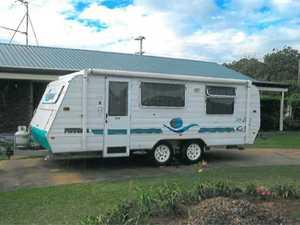 2004 Jayco caravan for sale