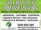 ALLBLACK DRIVEWAYS