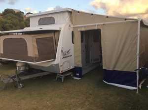2010 Jayco Expanda Outback Poptop