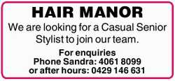 HAIR MANOR
