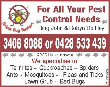 For all your Pest Control needs.