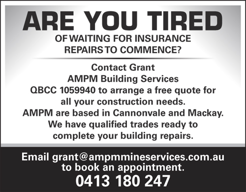 ARE YOU TIRED OF WAITING FOR INSURANCE REPAIRS TO COMMENCE?