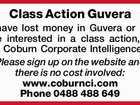 Class Action Guvera