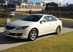 09 MAZDA 6 Auto, VGC, roomy & zoomy, 1 owner, reg services, rego 6/18, $8500. Phone 042871121...