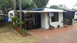 ON-SITE MOBILE HOME Hervey Bay, 2 brm, with carport, A/C, fully reno, tiled floors security gates...