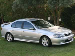 Ford Falcon XR6 2003