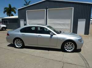 BMW 740i 2008 Executive  - Bargain !!!