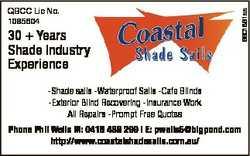 30 + Years Shade Industry Experience QBCC Lic No. 1085604 Shade sails -Waterproof Sails -Cafe...