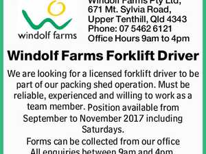 Windolf Farms Pty Ltd,