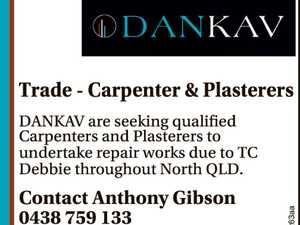 Trade - Carpenter & Plasterers