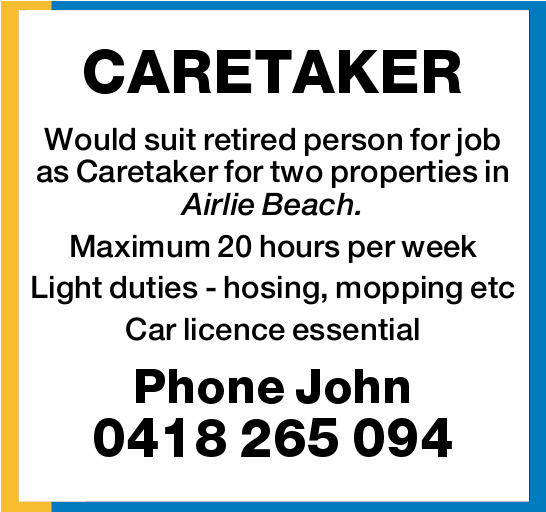 CARETAKER