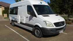 2008 AUTOMATIC 2 NEW BATTERIES 2 NEW TYRES NEW 4.5 M. AWNING  SHWR/TLT 2 AIRCON,12V TV EXTRAS FOR FR...
