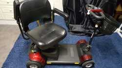 Go Go Elite Mobility Scooter. can be transported in any vehicle. Brand new condition.Metalic Red or...