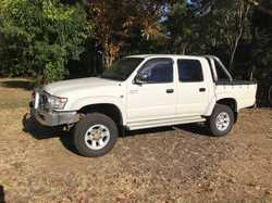 3.4L 6cyl EFI manual/petrol. In good nick, low km for age, reg to April 18, well maintained, with ut...