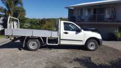 105500 kms. New tyres, RWC, Good condition. Full service history.