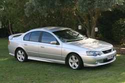 XR6 2003 , Auto