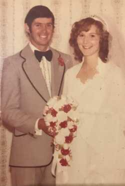 Colin and Carol Boyce (nee Sippel) Married on 10th September 1977, Trinity Lutheran Church, Lowood. ...