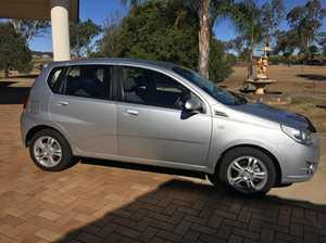 Holden Barina 2011